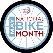 National Bike Month logo