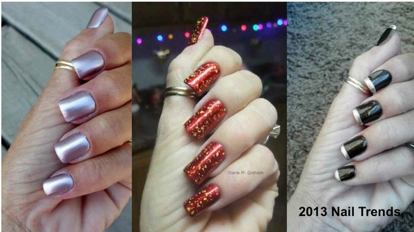Nail trends 2013