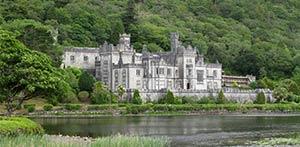 Kylemore Castle by Sabine Holtzmann