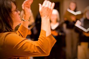 deborah conducting