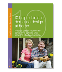 10HH for dementia design at home