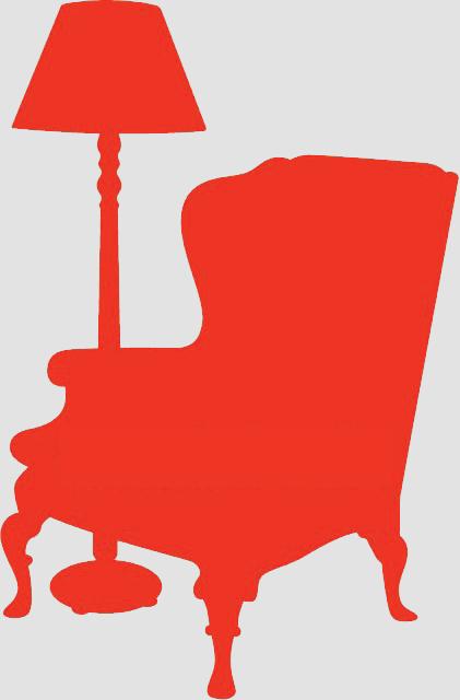 Wordstock logo served on grey.