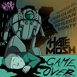 Game Over Album Artwork 800x800