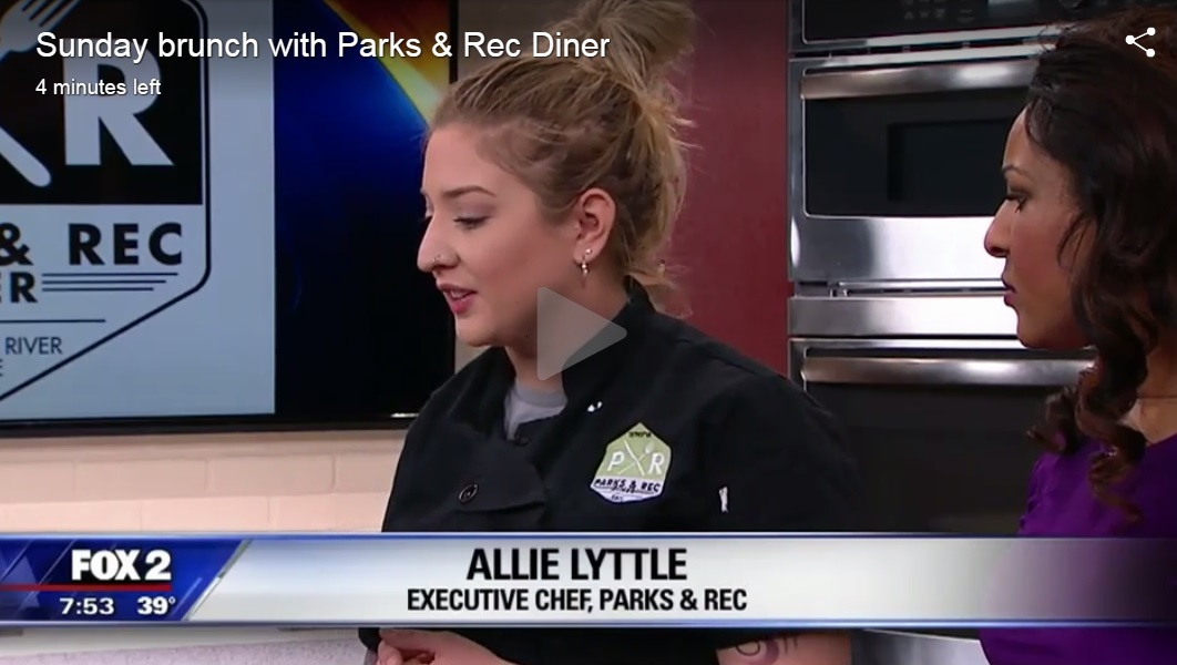 Allie on Fox 2 3