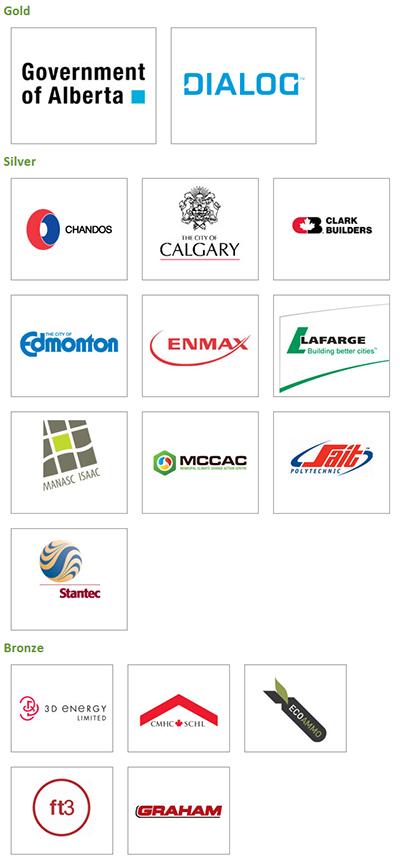 2013 CAGBC Sponsors