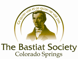 Bastiat LOGO Colorado Springs