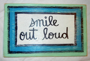 smile out loud