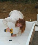 Building the troughs