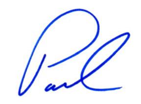 Paul Ryan Signature 2