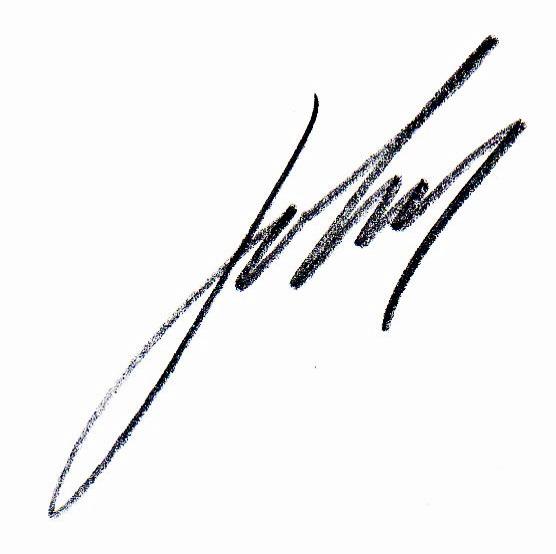 sign john black