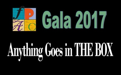"Gala 2017 - ""Anything Goes in THE BOX"""