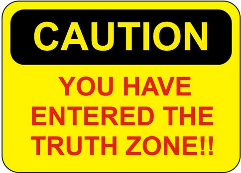 Truth zone