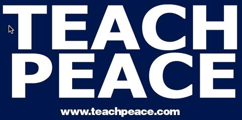 teach peace 2