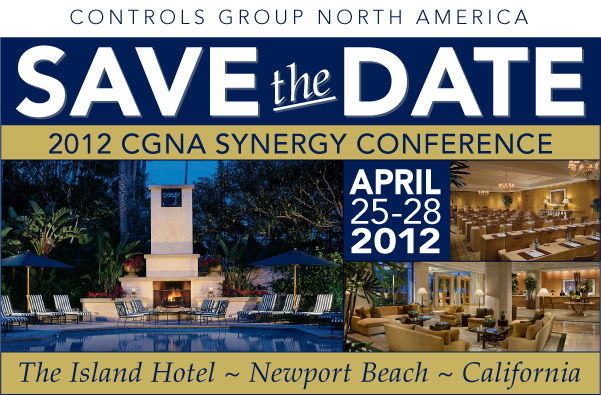 SAVE-THE-DATE - 2012 CGNA Synergy Conference
