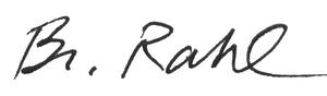 Br. Rahl Signature 2