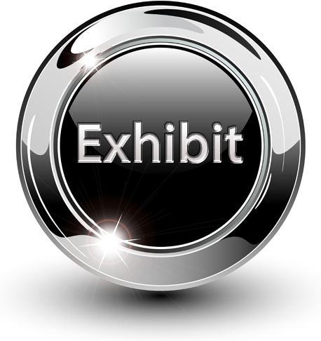 I want to Exhibit shiny_metal_button 2