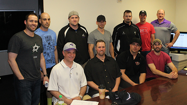 Brahmas Coaching Family