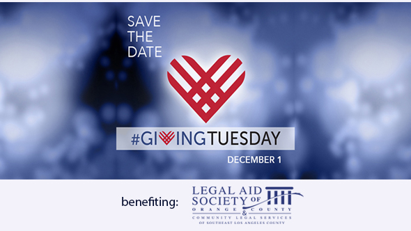#GivingTuesday benefiting LASOC