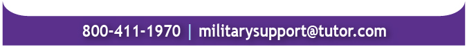 templates - newsletter footer - military