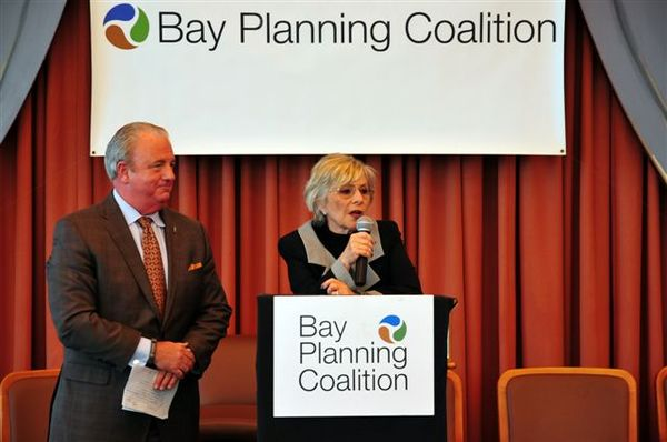 John Coleman and Barbara Boxer
