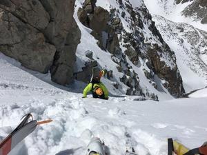 climbing Emerson