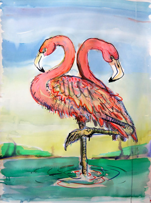 Conduit_Jones_Flamingos e