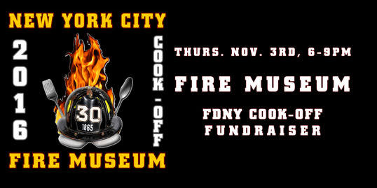 FDNY COOK-OFF 2016