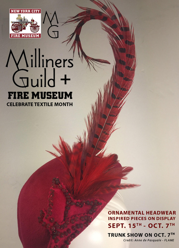 Milliners Guild + Fire Museum