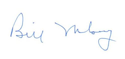 Bill Maloney signature-
