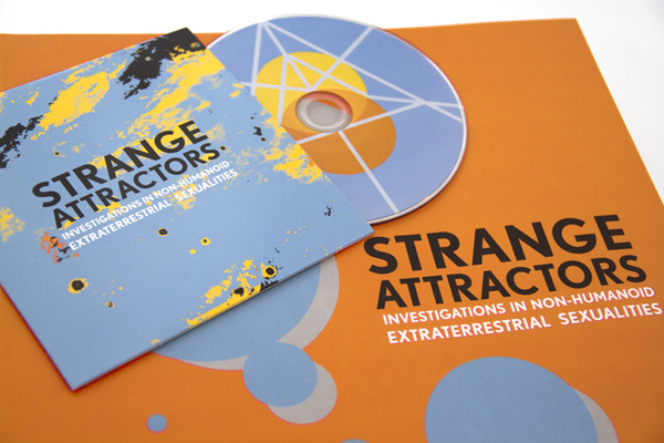 Strange Attractors Book/DVD