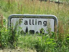 Falling Denmark