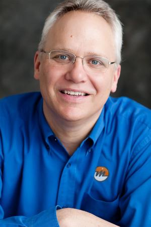 Richard Sheridan headshot, CEO and cofounder of Menlo Innovations
