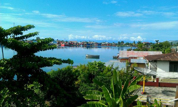 Luwuk-Harbour