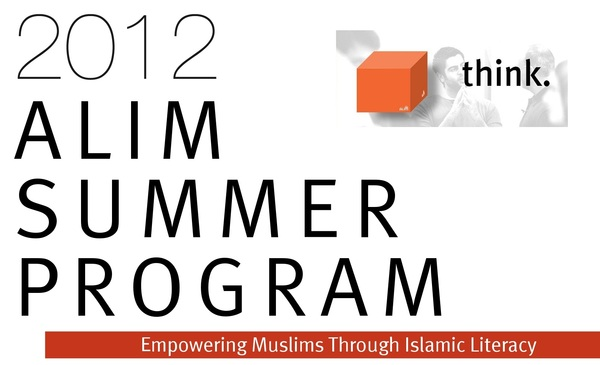 ALIM Summer Program 2012