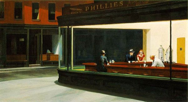 Nighthawks Edward Hooper 2