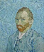 Van Gogh self portrait 3