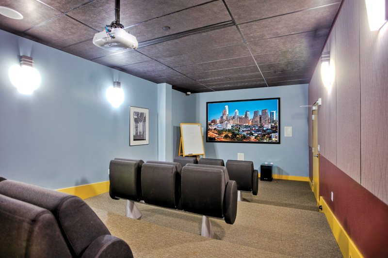 private theater