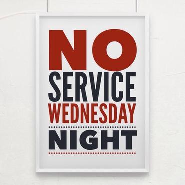no service 2
