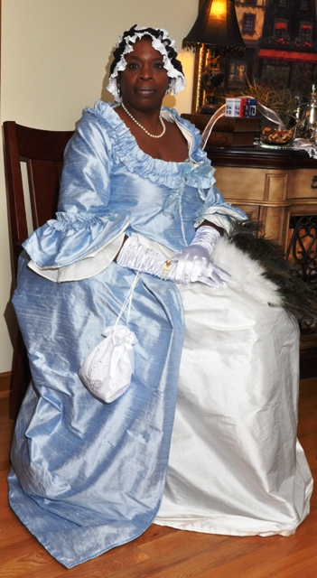 Featured Friday 18th Century Style Phillis Wheatley And