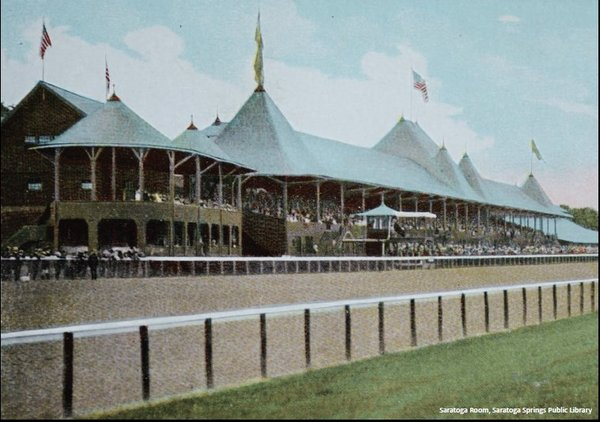 Saratoga Racecourse 2