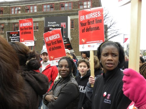 PASNAP strike April 2010.JPG