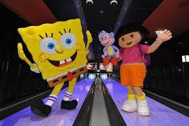 NCL spongebob and dora