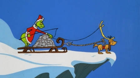 the grinch who stole christmas dog - How The Grinch Stole Christmas Dog