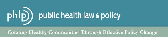 Public Health Law &amp; Policy