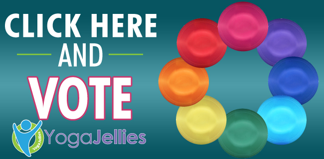 Your Vote Counts! Please click here and vote for Yoga Jellies and Share with your friends. Your vote helps YogaJellies stay in the running for a $250,000 grant to grow our business and keep US operations running. Your vote means US manufacturing and US jobs