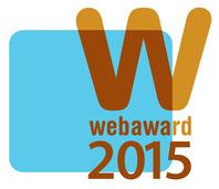 WebAward15 logo