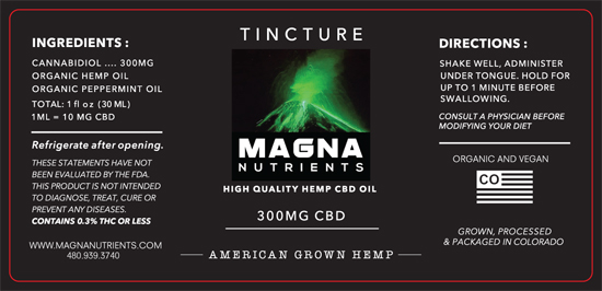 300mg_magna_cbd_label