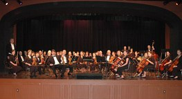 Tri State Community Orchestra at Music By Moonlight ………..