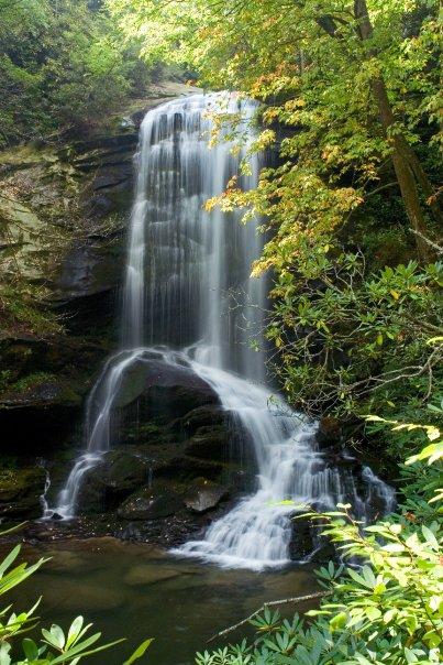 Catawba Falls - Rich Stevenson