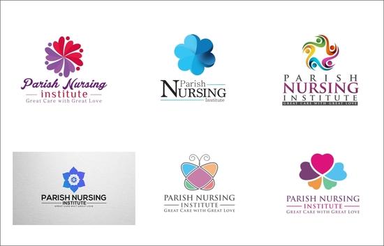 Parish Nursing Logo -sample of submissions